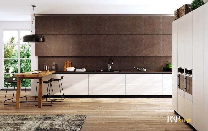 progettazione cucina modellazione 3d