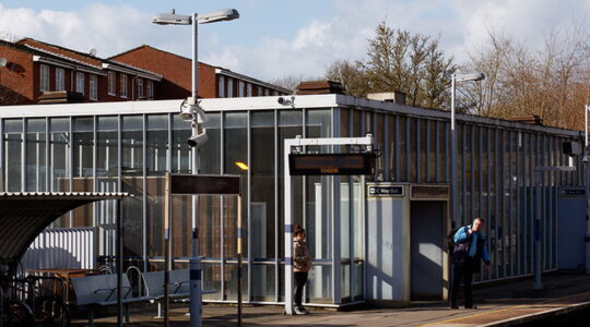 concorso di design 'Re-Imagining Railway Stations'