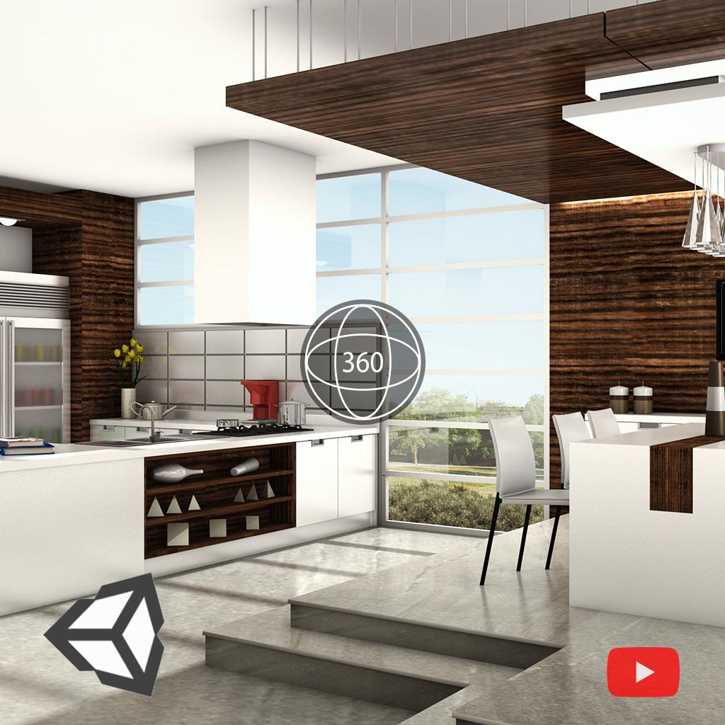 3d rendering virtual tour